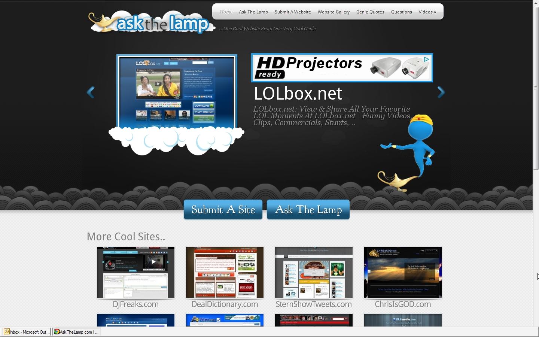 AskTheLamp.com