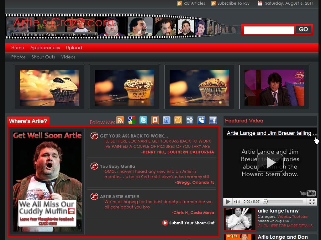 ArtiesCrazy.com