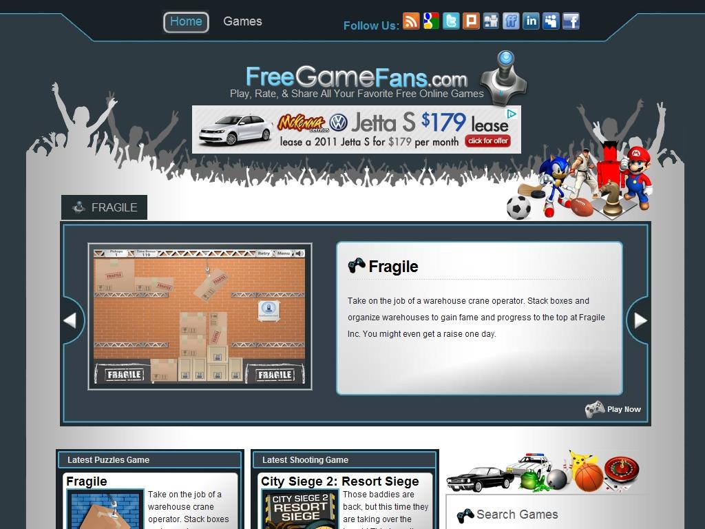 FreeGameFans.com