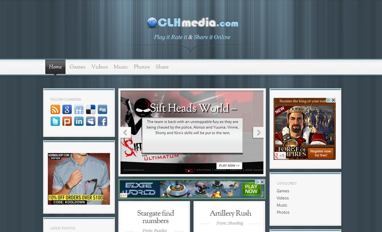 CLHMedia.com